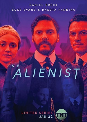 The Alienist - Legendada Séries Torrent Download capa