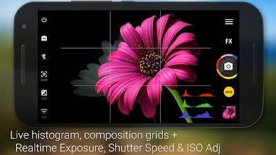 Tampilan Game Camera ZOOM FX Premium