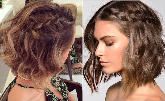 32 inspirações de penteados para cabelos curtos - Blog Belle Almeida