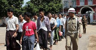Myanmar-in tang 9000 chhuah