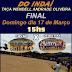 I Copa Regional do Indaí, município de Mundo Novo-BA