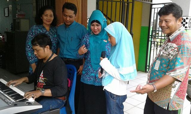 Siswa Sukamaju 10 Yakin Berprestasi di FLS2N Jabar
