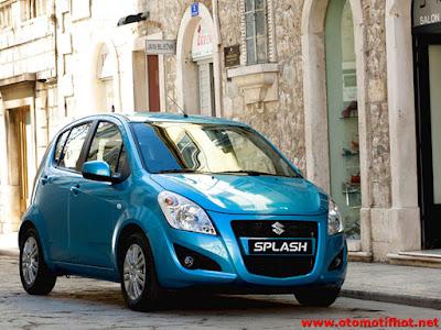 Suzuki Splash Review dan Spesifikasi Lengkap
