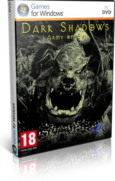 Dark Shadows Army of Evil PC Skidrow 2012