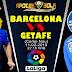Agen Bola Terpercaya - Prediksi Barcelona vs Getafe 11 Februari 2018