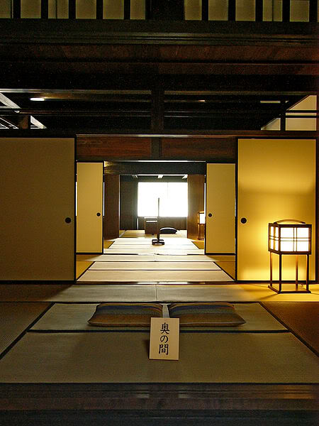 Traditional Japanese House Design Washitsu Japan