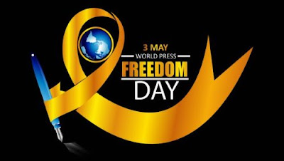 World Press Freedom Day: 3rd May 2019