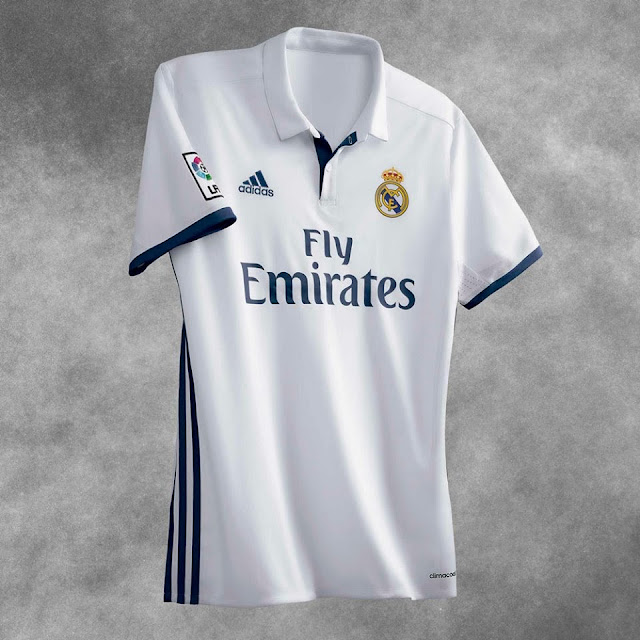 camiseta real madrid 2017 dama