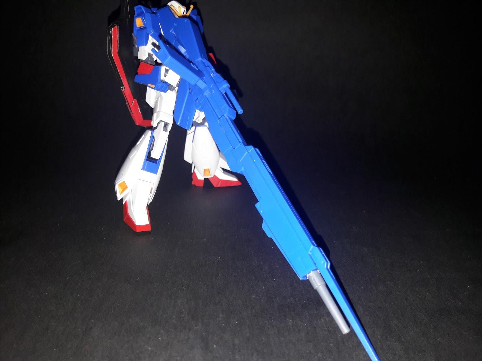 Gundam For The Barrel: HGUC Zeta Gundam REVIVE (Gunpla Evolution Project) Review