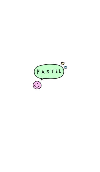 Adult cute pastel color and nico