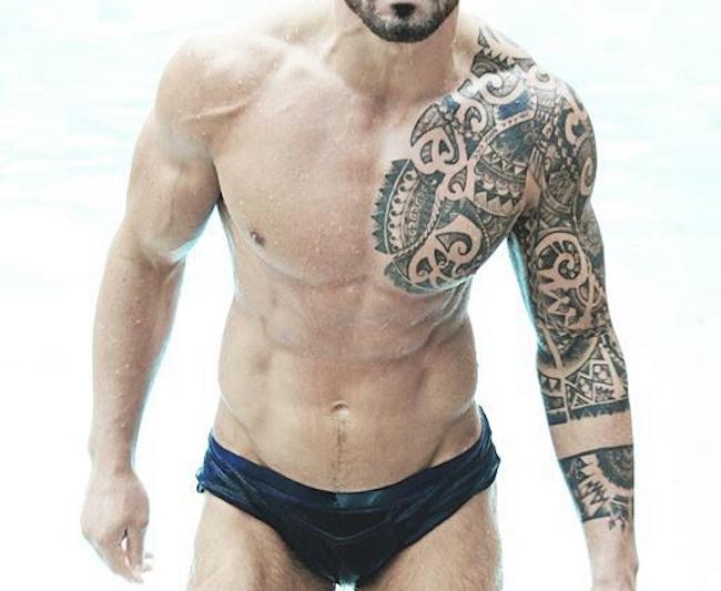35 tato tribal desain unik desain keren   bergambar tato