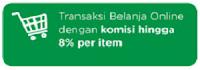 Transaksi Belanja Online - Blog Mas Hendra