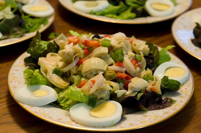 south beach diet hearts of palm potato salad