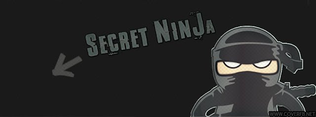 Secret Ninja Fb cover