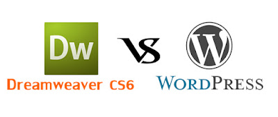Dreamweaver vs Wordpress