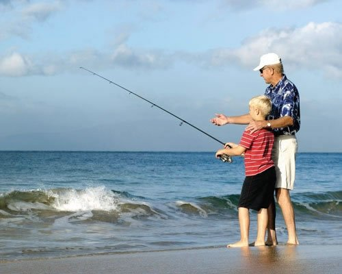 Surf Fishing In Myrtle Beach