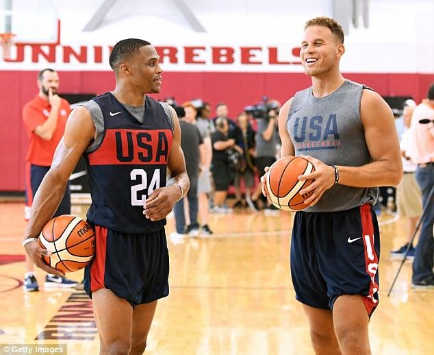 Blake Griffin avec USA Basketball | PistonsFR, actualité des Detroit Pistons en France