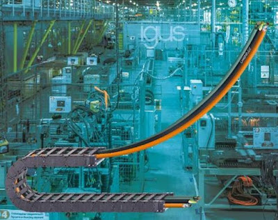 igus: The world leader in cables for energy chains after 25 years