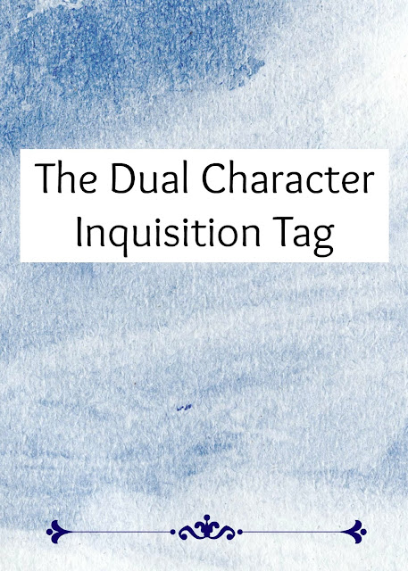 The Dual Character Inquisition Tag