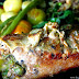 Honey and Cheese Stuffed Pan Fried Chicken with Butter Fried Veggies