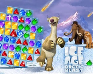 Download Ice Age:Arctic Blast Mod Apk (Mod Lives + Booster)