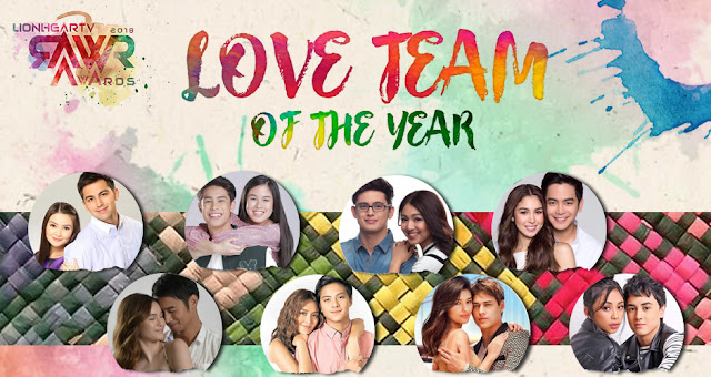 love team of the year