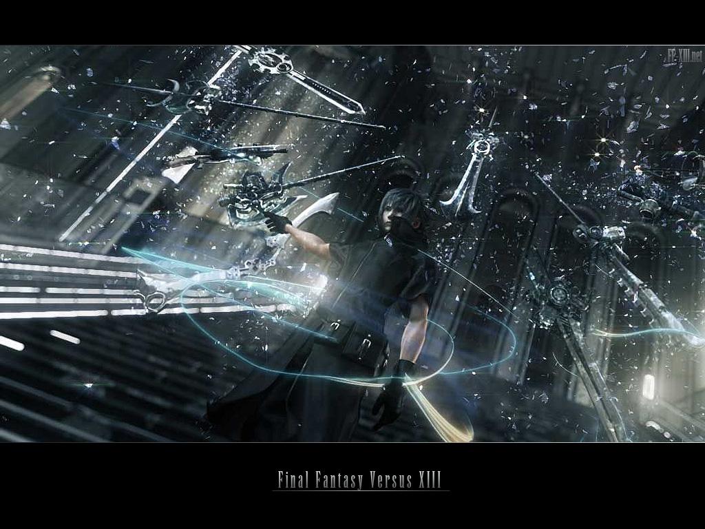 Final Fantasy Hd Wallpaper Final Fantasy Xiii Versus