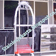 Jual Trolley Stainless | Stainless Center Jakarta