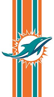 Wallpaper Miami Dolphins para celular Android e Iphone de gratis