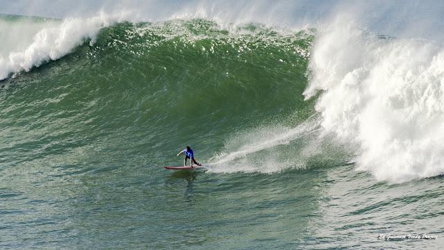 La gran ola de Punta Galea Challenge por El Guisante Verde Project