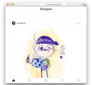 How to Post Photos on Instagram From Computer