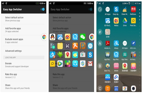EAS Easy App Switcher app will boost your Android experience