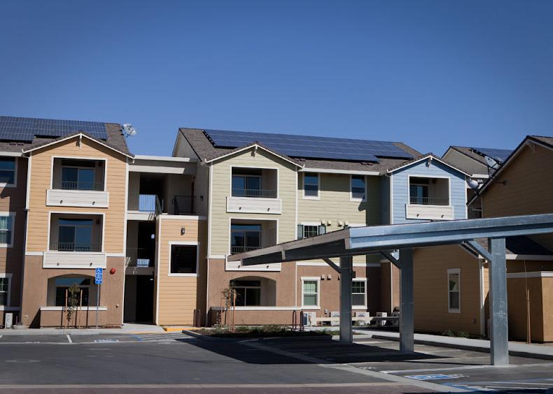 sacramento low income housing application