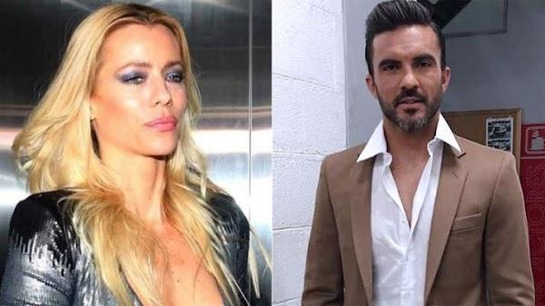 Otra vez el escándalo entre Cubero y Nicole Neumann