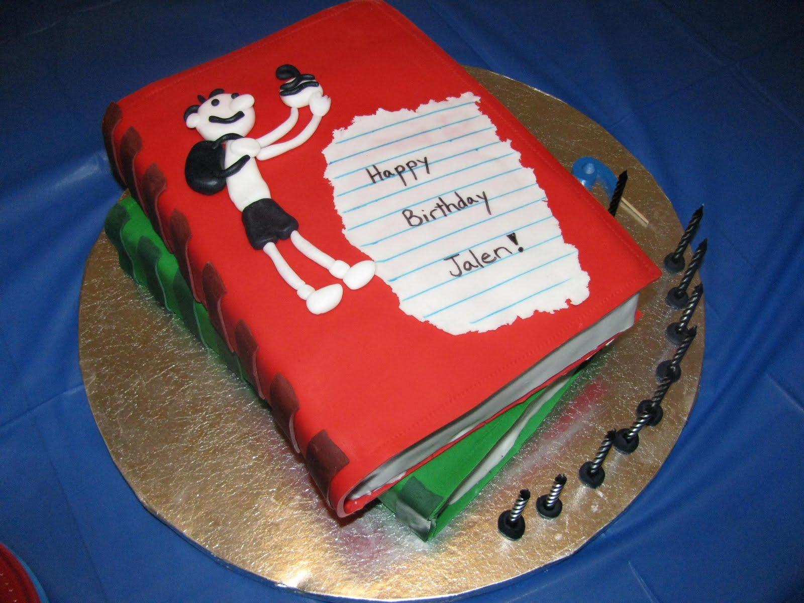 Cake Ideas 4 11 Year Old