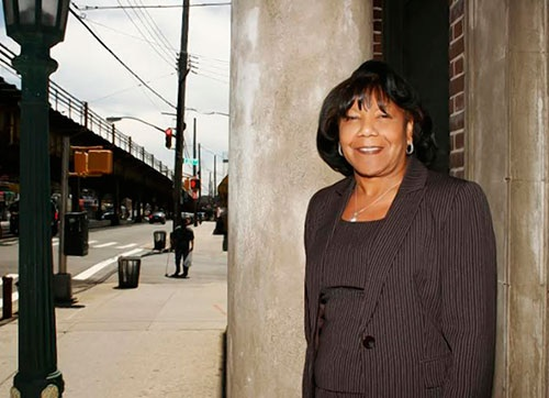 ... woman who fought for her community will be honored with a street sign
