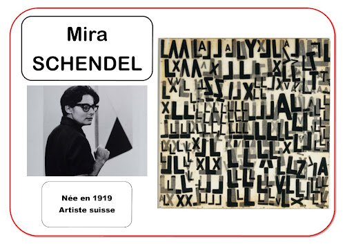 Mira Schendel - Portrait d'artiste en maternelle
