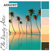 August Mood Board Challenge
