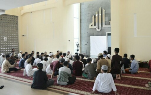 Masjid Madrasah al fatih hambalang