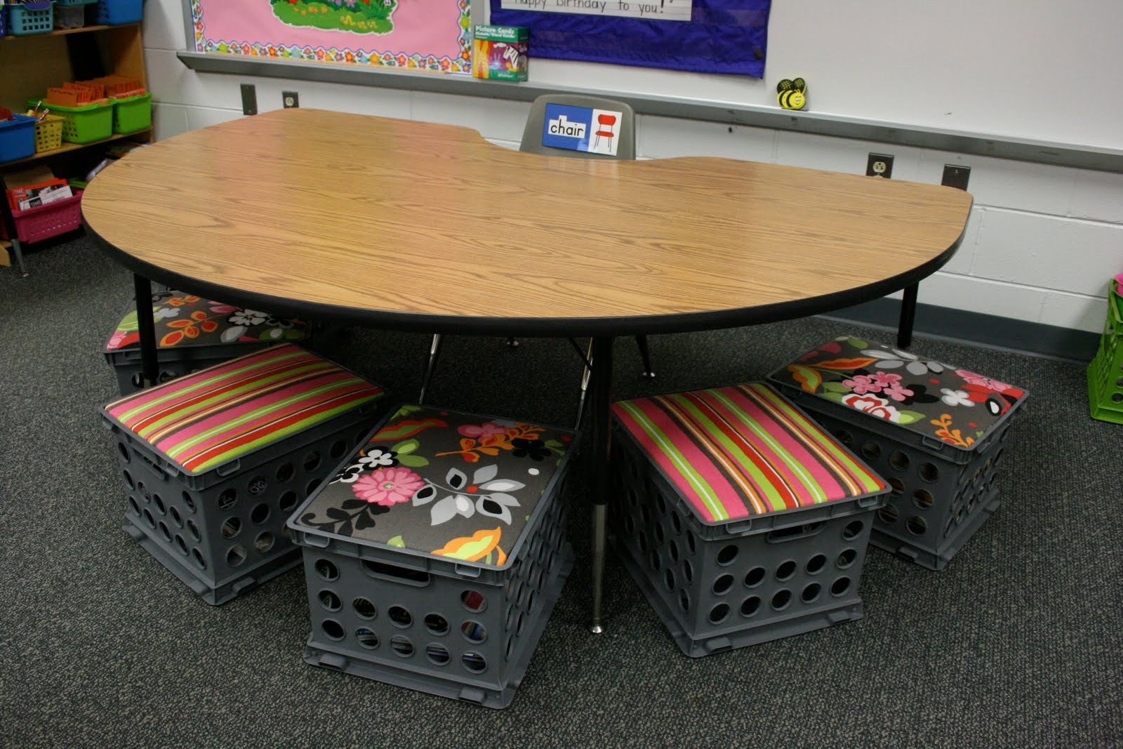 How To Set Up A Small Group Instruction Area Clutter