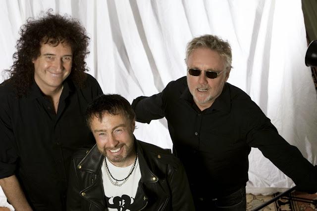 Resultado de imagen de Queen + Paul Rodgers