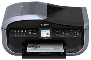 Canon PIXMA MX850 - Support Driver Download