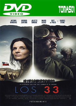 Los 33 (2015) DVDRip