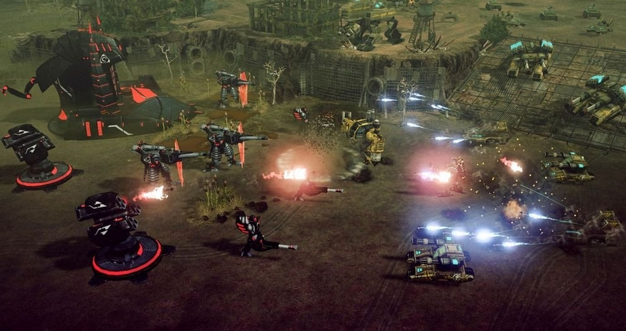Command and Conquer 4 Tiberian Twilight PC Full Español
