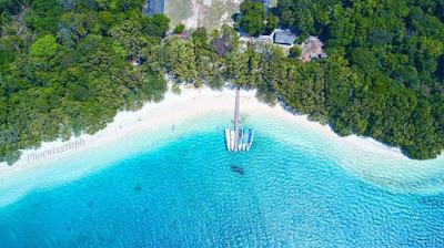 Pulau Peucang Ujung Kulon Mari Ngetrip