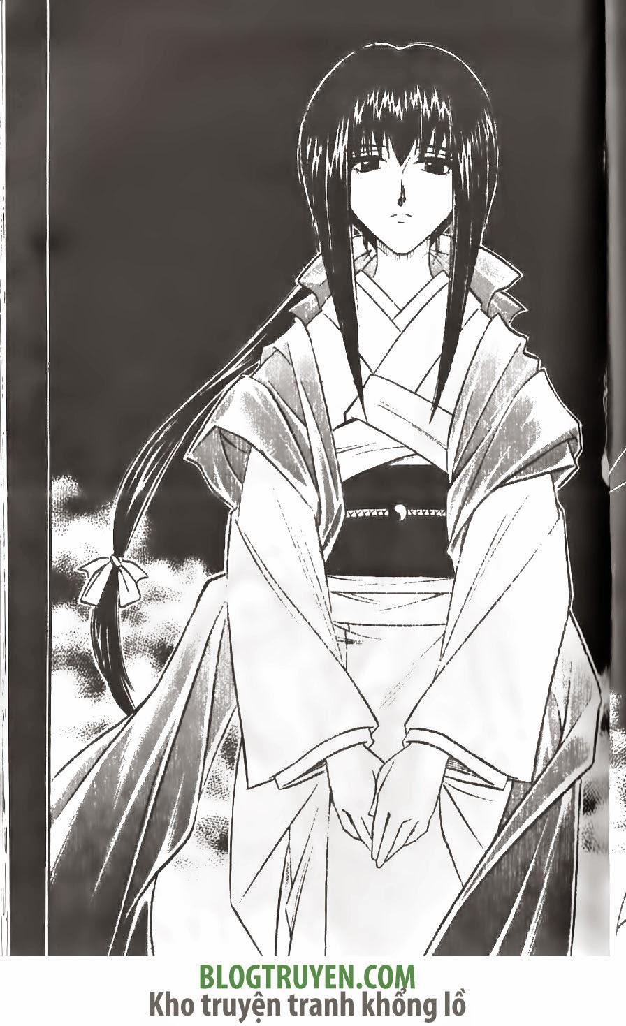 Rurouni Kenshin chap 162 trang 18