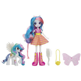 My Little Pony Equestria Girls Original Series Doll & Pony Set Princess Celestia Doll