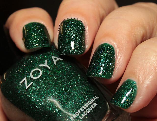 Zoya Grunge Metallic Holos - Merida