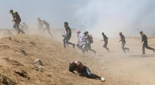 Palestinian teenager dies after Israel border clashes: Gaza ministry