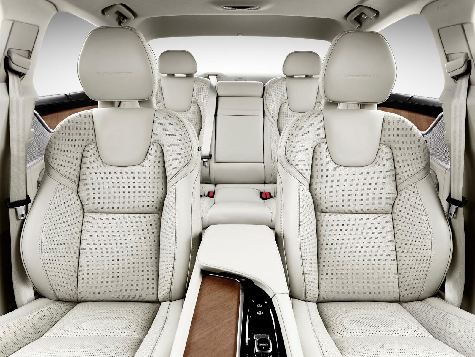 170132 Interior All Seats Volvo S90 Το νέο Volvo S90 έρχεται και βάζει φωτιά στον ανταγωνισμό premium sedan, Volvo, Volvo Cars, Volvo S90